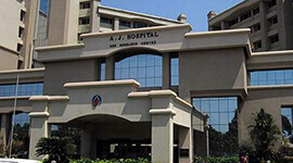 AJ Institute of Medical Sciences Mangalore