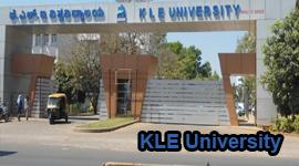 KLE University Belgaum