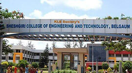 KLE Societys Dr M S Sheshgiri College of Engineering and Technology