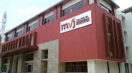 MVJ College of Education Bangalore