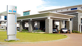 SS Institute of Medical Sciences and Research Center Davangere